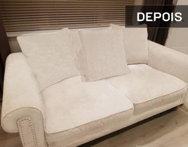 removeu mancha do sofá remoção doutor Dr Lava Seco  remoção manchas sofá estofados  em embu taboa osasco morumbi cotia
